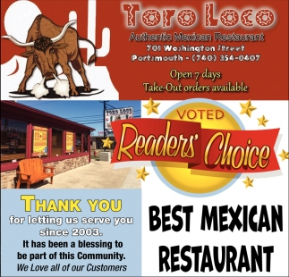 Best Mexican Restaurant