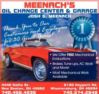 Free Machanical Evaluations, Brakes, Tune-ups, AC Work