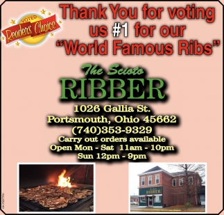 World Famous Ribs