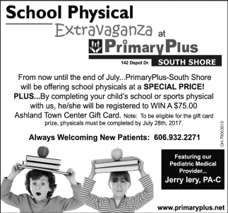 School  Physical Extravaganza